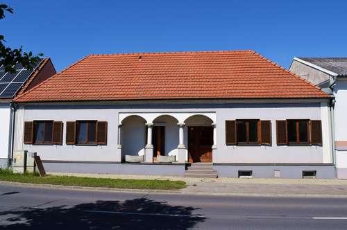 Haus im Blaufränkischland mit großzügigen Nebengebäuden!