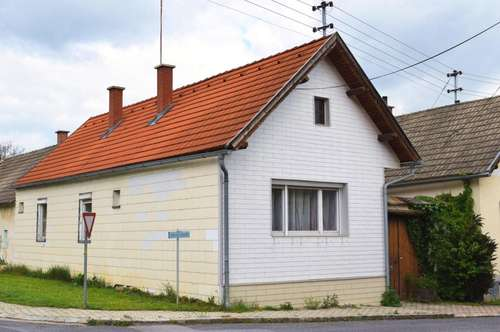 Kleines Einfamilienhaus in Rattersdorf