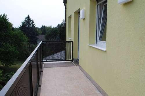 großzügige 2-Zimmerwohnung mit Balkon