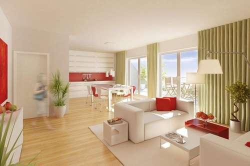 Anlage: 1220 Wien, 3 Zimmer Gartenwohnung mit Garagenplatz