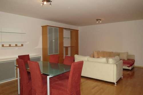 7., Möblierte 2,5 Zimmer-Neubauwohnung mit Süd-Terrasse und Garage