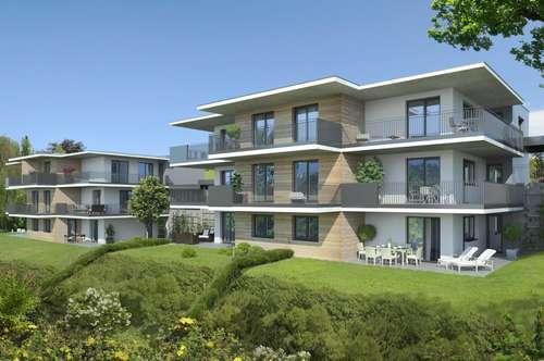 Seenähe - sehr schöne, helle 4 Zimmer Neubauwohnung mit Eigengarten