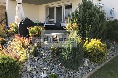 Exklusive Gartenwohnung
