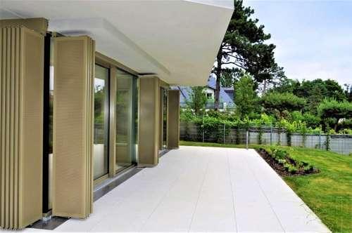 Erstbezug - Südseitiges Luxus-Gartenapartment!