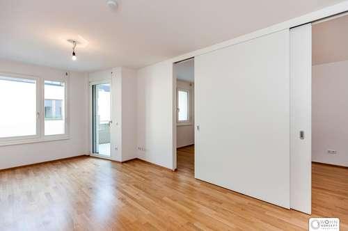 Goldegg Gardens: Exklusive 2 Zimmerwohnung + 16m² Terrasse - 1040 Wien