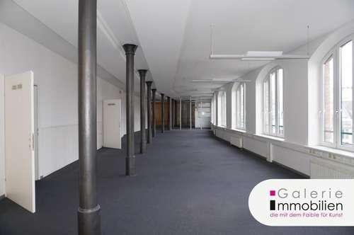 Historisches Palais beim Margaretenplatz - 600m² Loft mit Tiefgaragenplätzen