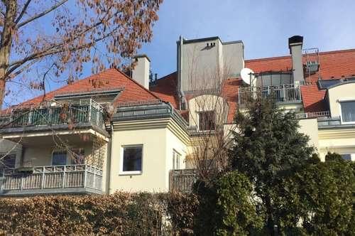 Langenzersdorf - wunderschöne Terrassenwohnung mit Weitblick - Garage im Haus