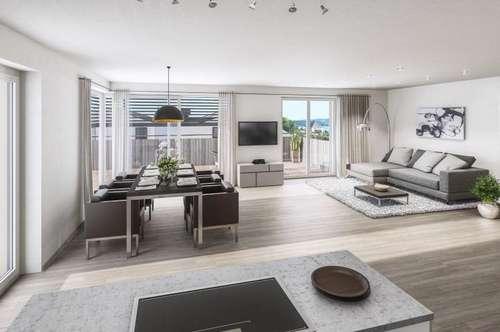 Exclusive Gartenwohnung am Mattsee - 3 Zimmer Neubau - zum Kauf