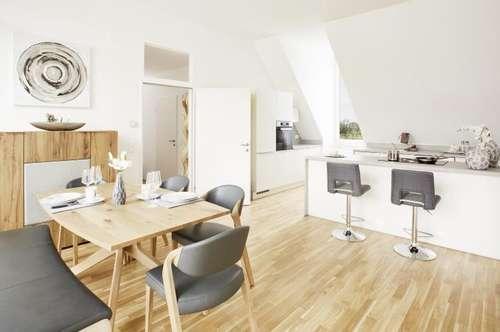 Salzburg an der Glan, 3-Zimmer-DG-Wohnung mit großer Terrasse - zur Miete