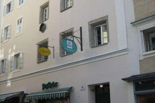 2-Zimmer-Dachgeschoß-Wohnung Linzergasse - zur Miete