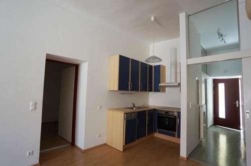 2-Zimmer-Wohnung im Grazer Altstadthaus