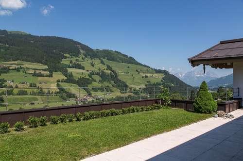 Sonnenverwöhntes Apartment mit traumhaftem Ausblick und großer Terrasse in Jochberg