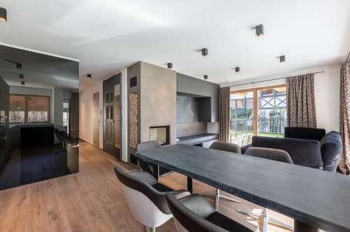 Luxuriöse Wohnungen im hochwertigen Tiroler Stil
