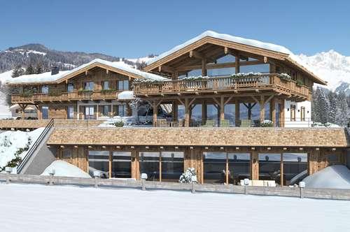 TRINITY LODGES - Luxusdomizile mit alpinem Lifestyle
