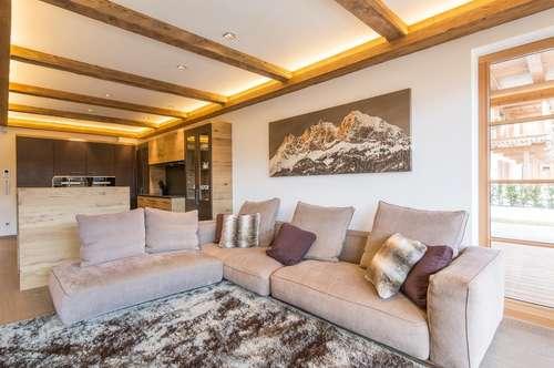 Edles Apartment am Kitzbüheler Lebenberg -Wochenweise