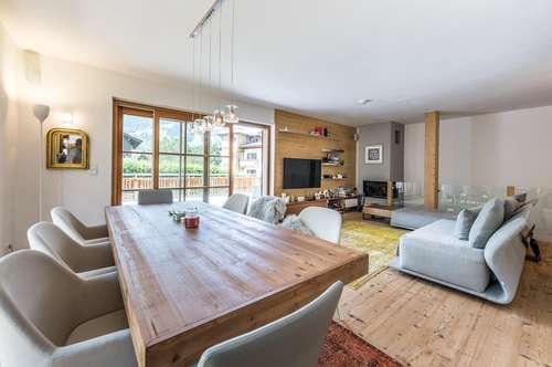Exklusives Apartment am Kitzbüheler Sonnberg