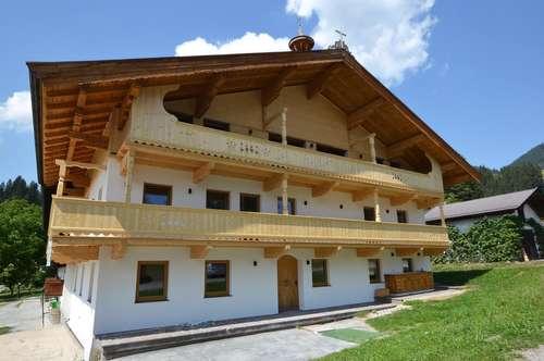 Erstbezug - hochwertiges Apartment mit traumhaftem Bergblick