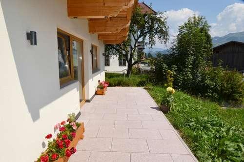 Erstbezug - Terrassenwohnung in sonniger Lage von Kirchberg