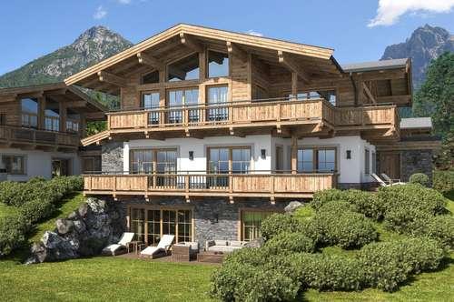 Neubauprojekt – High Class Chalets in bester Sonnenlage von St. Ulrich