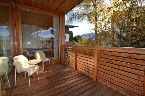 Stylisches Apartment in herrlicher Sonnenhanglage von Kirchberg
