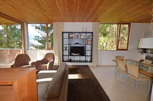 Stylebox – modernes Haus aufgeteilt in zwei Wohneinheiten in sonniger und ruhiger Lage von Kirchberg