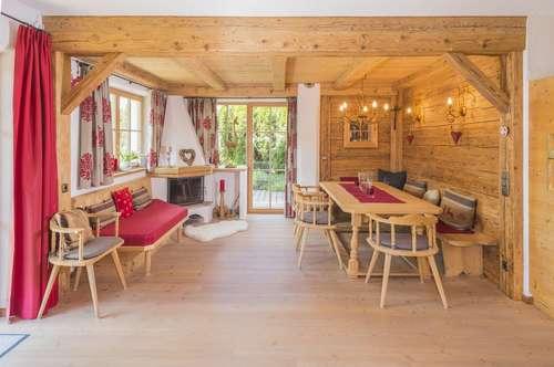 Exklusive Gartenwohnung in Toplage am Wilden Kaiser