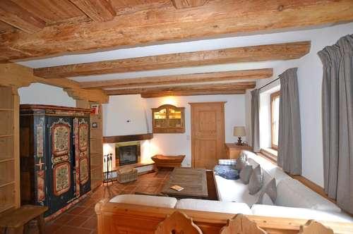 Hochwertige Maisonettewohnung in Top Lage von Jochberg