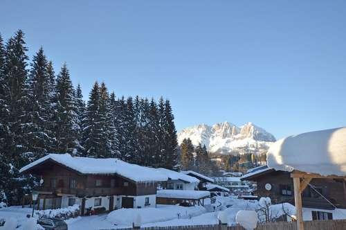 Charmantes Apartment mit spektakulärem Kaiserblick in Oberndorf