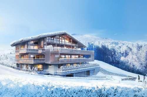 Neubauprojekt: Luxuswohnungen in begehrter Höhenlage von Ellmau