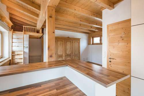 Bezauberndes Apartment im Tiroler Landhausstil in Oberndorf