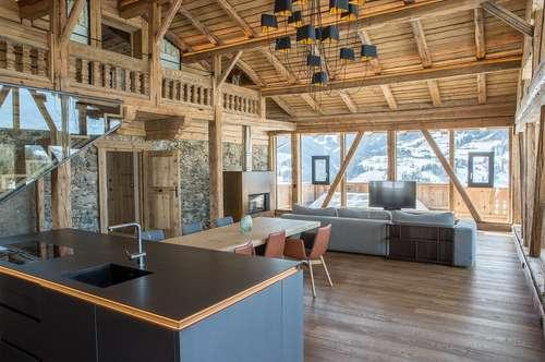 Historisches Bauernhaus luxuriös ausgebaut auf höchstem Niveau mit spektakulärem Ausblick