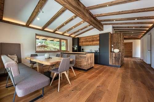 Modernes Penthouse in sonniger Aussichtslage von Going für die Wintersaision