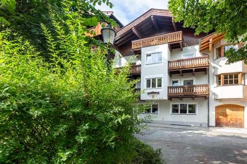 Attraktives Stadthaus in zentralster, äußerst ruhiger Lage von Kitzbühel