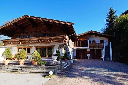 Alleinlage - herrliche Wohnung in Kitzbühel ( 2018-02364 )