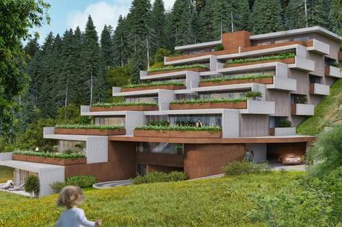 Elegante Wohnung mit Sonnenterrasse ( 2019-02627 )