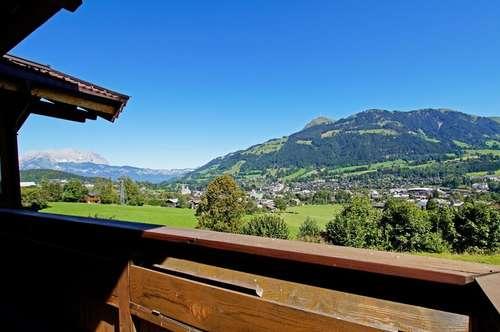 Schöne Wohnung mit Ausblick über Kitzbühel ( 2019-02732 )