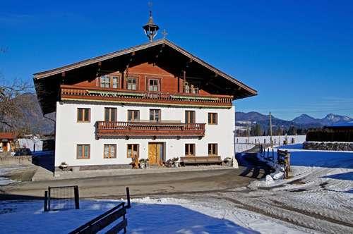 Neu renovierte Wohnung im Bauernhaus ( 2020-03329 )