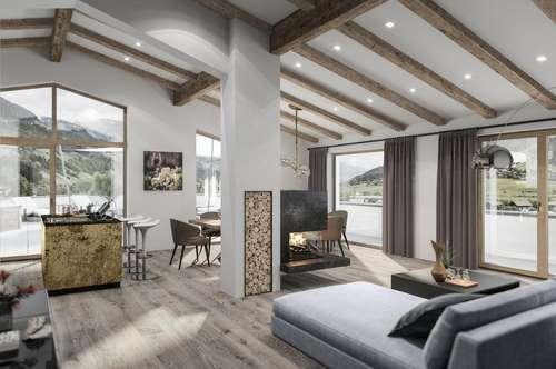 Neubau: Penthousewohnung mit sensationeller Dachterrasse