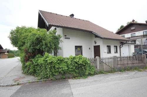 Henndorf: Einfamilienhaus im Dornröschenschlaf