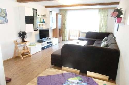 2-Zimmer-Wohnung in Kaprun mit touristischer Vermietung