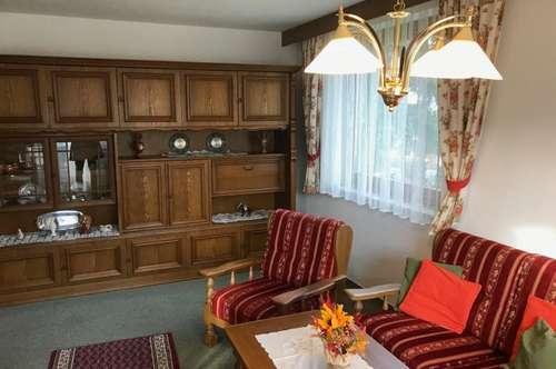 2-Zimmer-Wohnung in Uttendorf