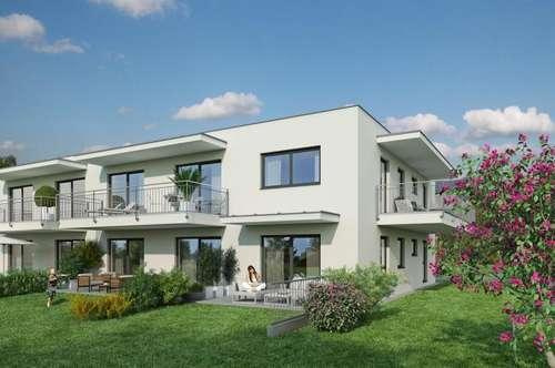 3-Zimmer-Wohnung mit Garten