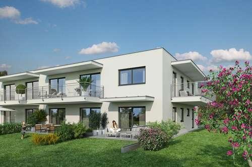 2-Zimmer-Wohnung mit Garten