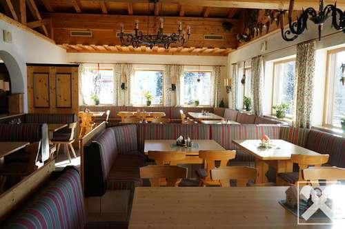 Berghotel mit Restaurant in Werfenweng