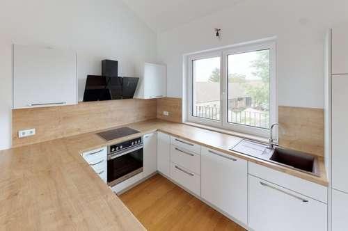 Moderne 3-Zimmerwohnung mit außergewöhnlicher Raumaufteilung