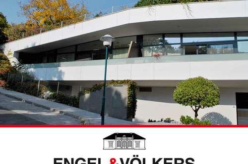Luxus-Appartment mit Terrasse und Dachgarten
