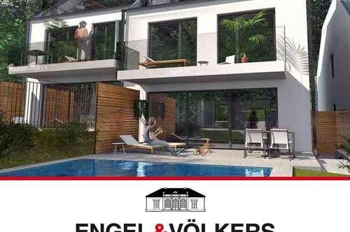 Exklusive Doppelhaushälfte für hohe Ansprüche