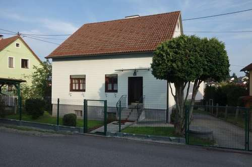 Wohnwert Altenberg - Einfamilienhaus Nähe Ortszentrum