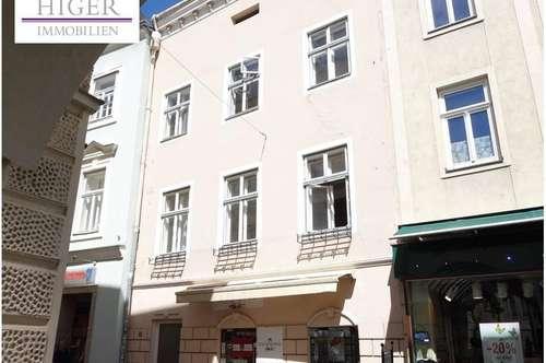 Stadthaus in der Fußgängerzone von Krems!