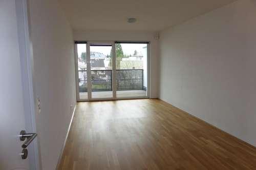 MIETE LIEFERING: Schöne 55 m² 2 Zimmer Wohnung mit 11 m² WEST-Balkon UND TG-Stellplatz
